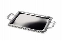 Buffet Tablett SCHÖNER ESSEN 60 x 36 cm