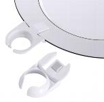 Teller-Clip / Glashalter