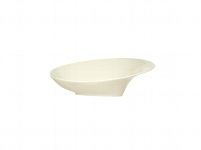 Schale oval 18 creme, Silhouette
