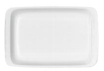 Platte rechteckig 1162/21 cm weiß, B1100 / 6200,Krankenhaus