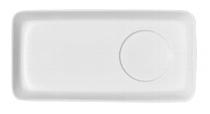 Setplatte breit 9400 weiß, B1100 / 6200,Modulus,Krankenhaus