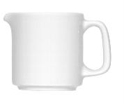Gießer mit Henkel 1102/0.15 weiß, B1100 / 6200