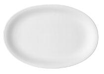 Platte oval coup 5392/29 cm weiß, Bonn,Bistro