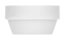 Suppenschale schwapps. 9457/12 cm weiß, Krankenhaus,Carat relief