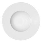 Pastateller 28 cm weiß
