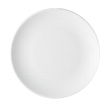 Teller flach coup rund 7151/26 cm weiß, Options