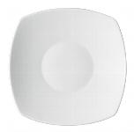 Teller tief coup viereckig 7152/30 cm weiß, Options,Modulus