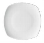 Teller flach coup viereckig 7152/32 cm weiß, Options