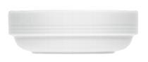 Kompottschale rundstapelbar 8089/12 cm weiß, Dialog