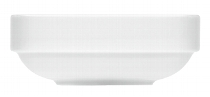 Salatiere quadratisch 2181/15 cm weiß, Krankenhaus,Dialog relief