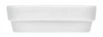 Schale 9403/11 cm weiß, Krankenhaus,Dialog relief