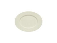 Platte oval Fahne 24 cm Noble China, Purity