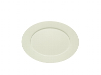 Platte oval Fahne 33 cm Noble China, Purity