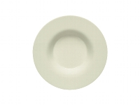 Teller tief Fahne 24 cm Noble China, Purity