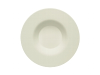 Teller tief Fahne 29 cm Noble China, Purity