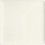 Teller flach quadratisch coup 20 cm weiß, Purity, Noble China