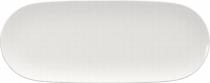 Platte oval coup 46 cm weiß, Scope
