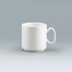 Kaffeebecher 0,26 l weiß, Form 2011 (298)