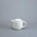 Teekanne 0,35 l weiß, Donna 1298,Donna senior