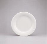 Teller flach 16 cm weiß, Avanti 1398