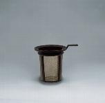 Teefilter schwarz m. Clipphalter weiß, Fine Dining 900