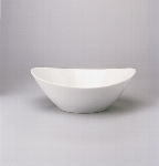 Schale oval 16 cm weiß, Unlimited
