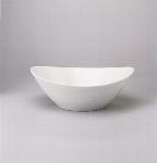 Schale oval 20 cm weiß, Unlimited