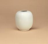 Vase 9 cm weiß, Generation