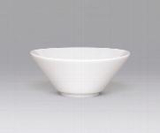 Schale oval 11 cm weiß, Signature,Flying Buffett
