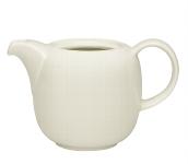 Kaffeekanne Unterteil 0,60 l Generation weiß