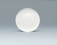Teller flach 21 cm weiß, Grace 939