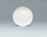 Teller flach 25 cm weiß, Grace 939