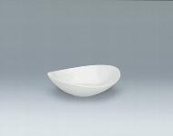 Salat rund 17 cm weiß, Grace 939