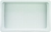 Porzellan GN-Schale  GN 1/1 65 mm weiß