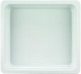 Porzellan GN-Schale  GN 1/2 65 mm weiß