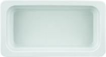 Porzellan GN-Schale  GN 1/3 20 mm weiß