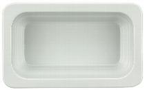 Porzellan GN-Schale GN 1/4 65 mm weiß
