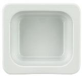Porzellan GN-Schale GN 1/6 100 mm weiß