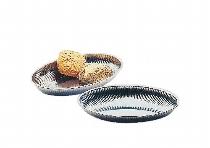 Brot-/Obstkorb oval 26,5 x 18,5 cm
