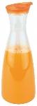 Saftkanne 1,6 l oranger Deckel