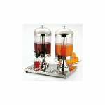 Saftdispenser INOX STAR Duo
