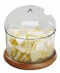 Buffet-Kühlschale TOPFRESCH Maxi Holz 4 l