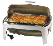Chafing Dish Elektro ELITE Rolltop