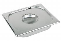 Buffet-Box FRAMES rund Edelstahl S