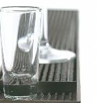 Gläserabtropfmatte