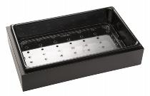 Eisbox/Buffetbox Set 3tlg. FRAMES Farbe Wenige (dunkel)