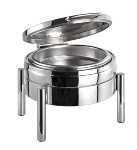 Chafing Dish rund - PREMIUM  6 Liter