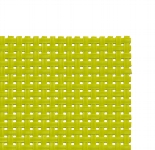 Tischset - grün