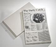 Wachspapier -SNACK HOLDER- weiß 500er Pack