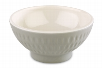 Schale -ASIA PLUS- Ø 7,5 cm cream/grau